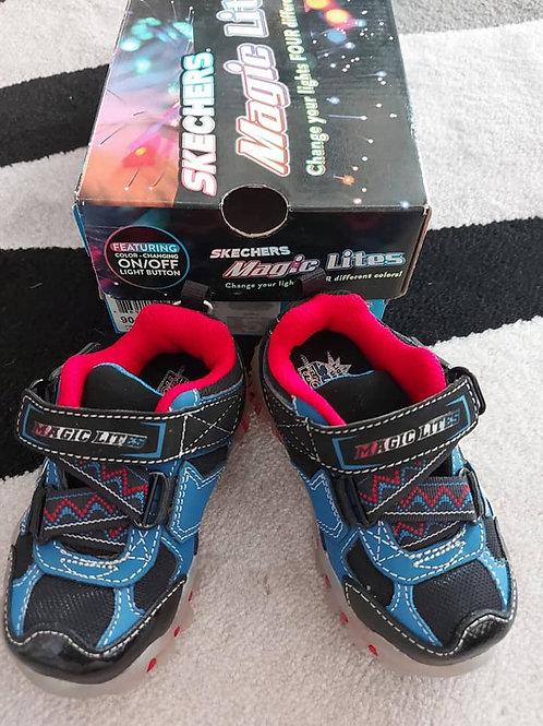 Skechers Boys Shoes Size 21