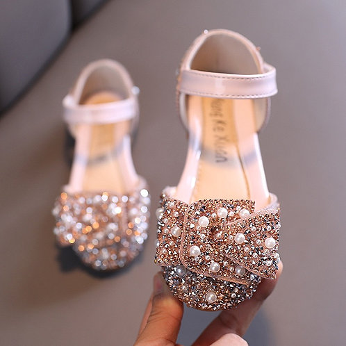 Sparkly Pearls Shoes