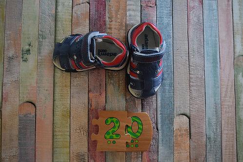 Adam's Boy Sandals Size 20