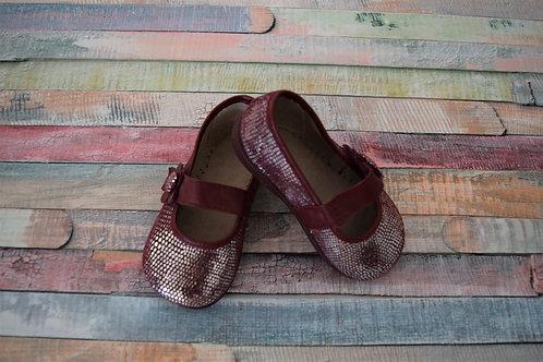 Bolabola Sparkly Spanish Shoes