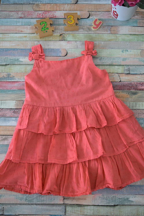 Lovely Girl Time Dress 2-3 Years Old