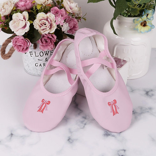 Ballet Dance Shoes Pink