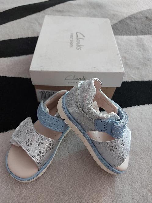 Clarks Sandals Girls Size 20