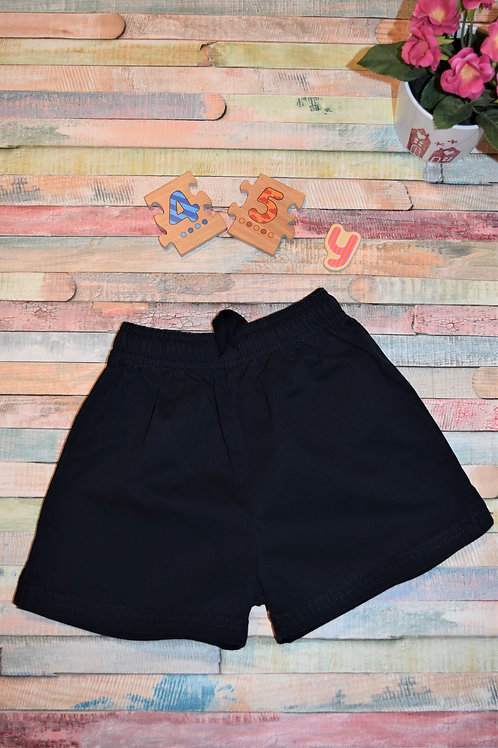Marks & Spencer Dark Blue Shorts 4-5 years