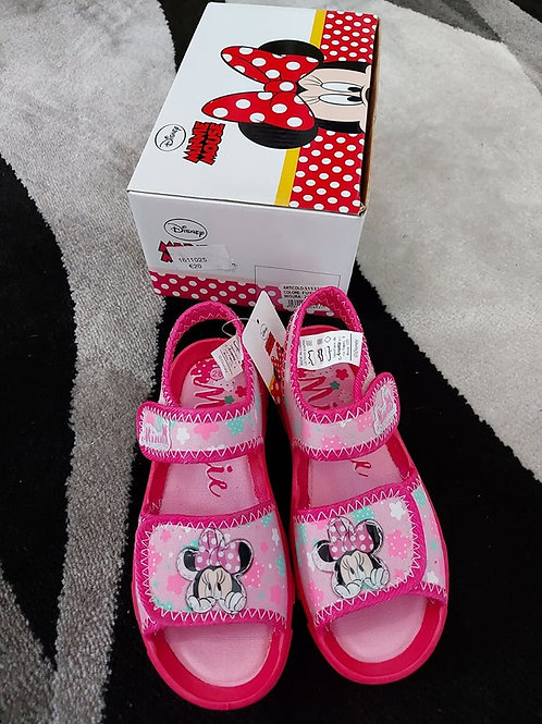 Minnie Beach Sandals Pink