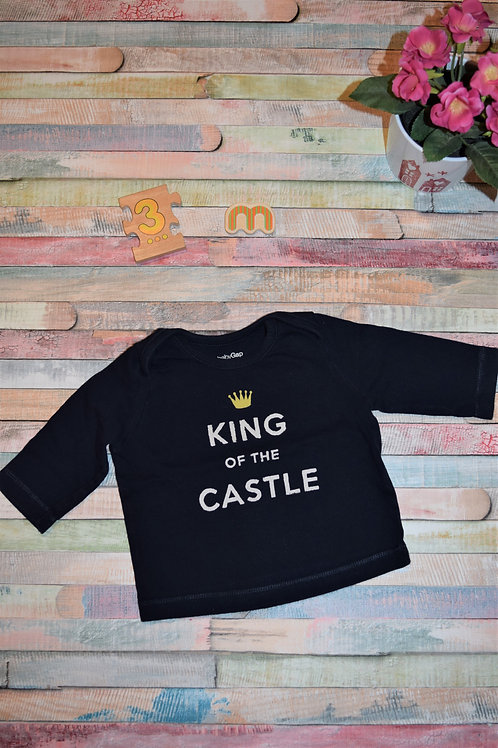 King of The Castle Baby Gap 0-3 Months