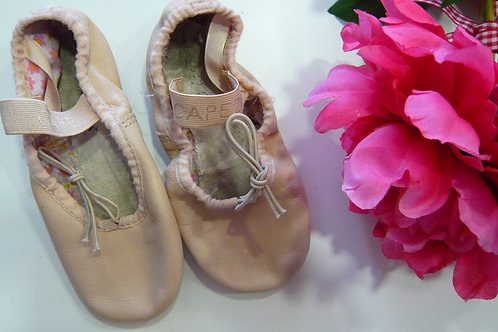 Leather Ballet Shoes Size 28