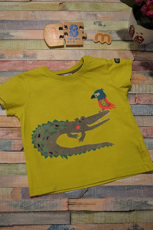 Crocodile Tshirt 12-18 Months