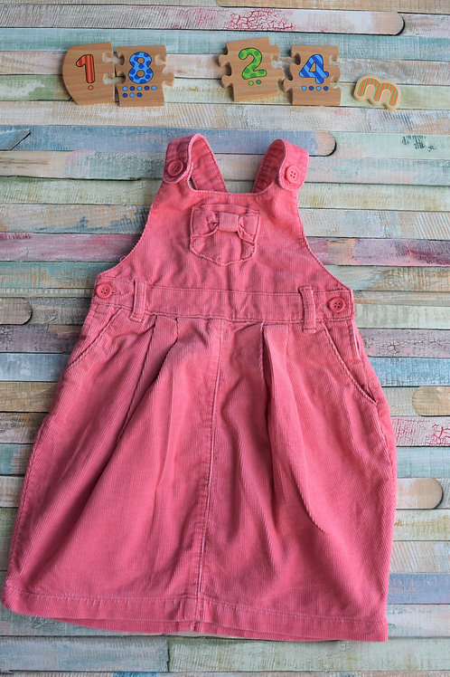 Pink Dungaree 18-24 Months Old