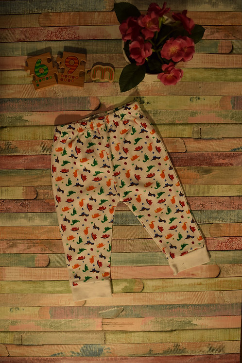 The Dinosaurs Leggings By Early Days