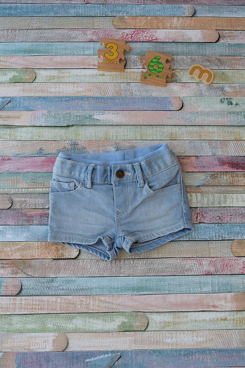 Baby Gap Jeans Shorts 3-6 Months Old