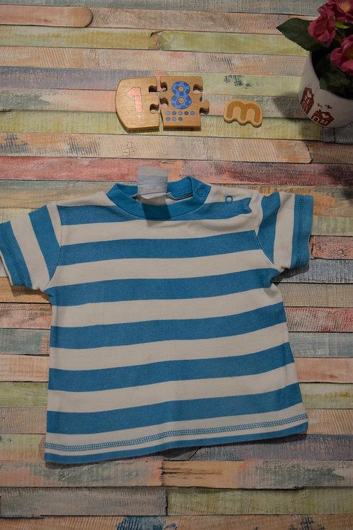 Blue Fun Tshirt 12-18 Months