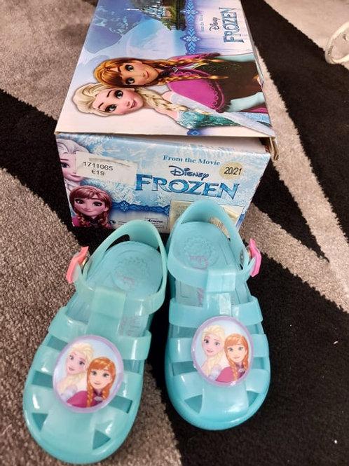 Frozen Girl Slippers