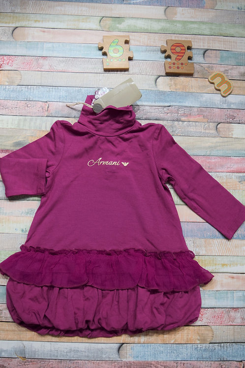 Armani Baby Top 6-9 Months Old