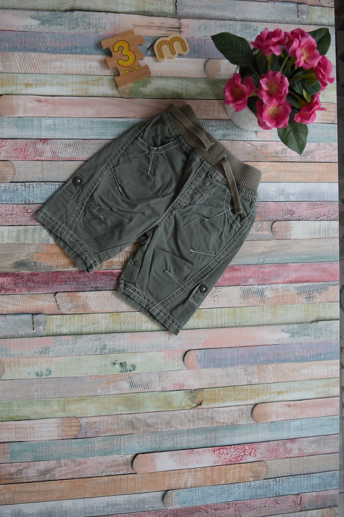First Green Shorts By Tu