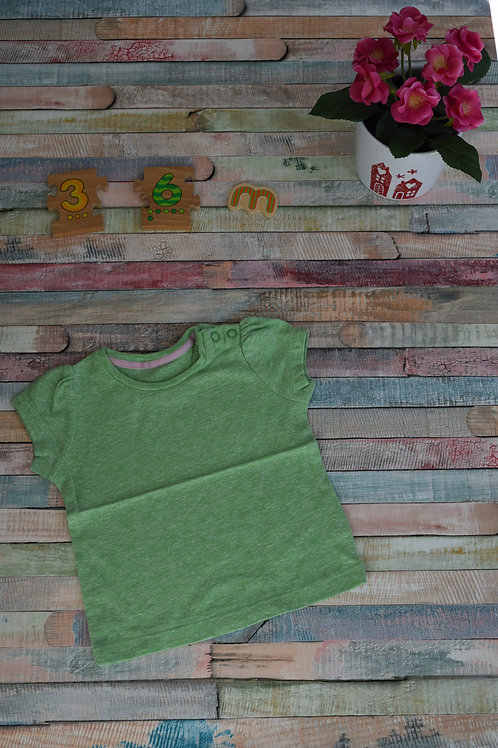 Green Simple Tshirt