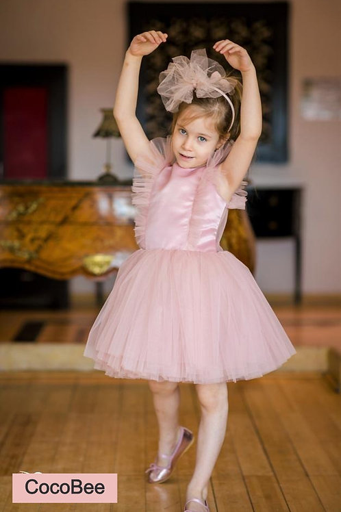 Ballerina Pink Party Dress