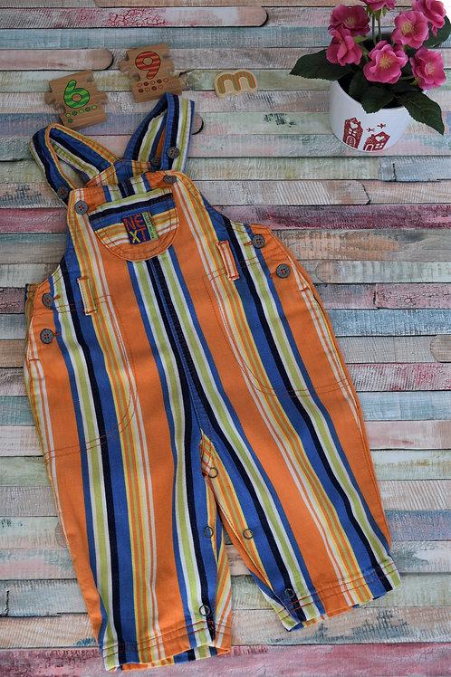Summer Stripes Dungaree