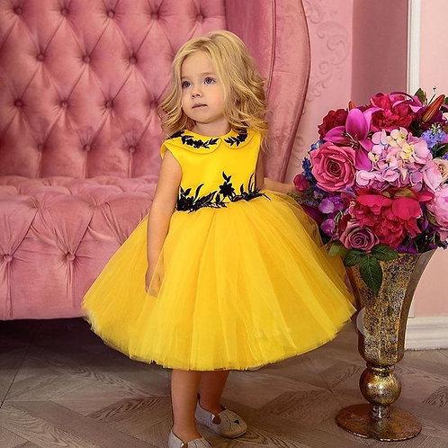 Yellow Sun Princess Xenia