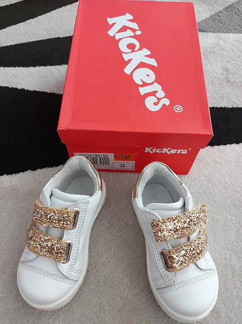 Kickers Shoes Girls Size 20