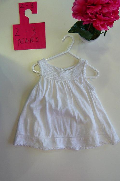 My White Summer Dress