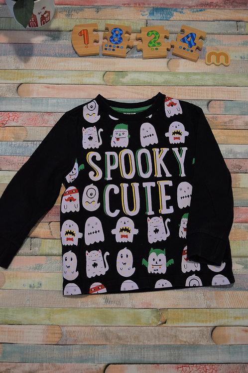 Spooky Cute Long Sleeve 18-24 Months