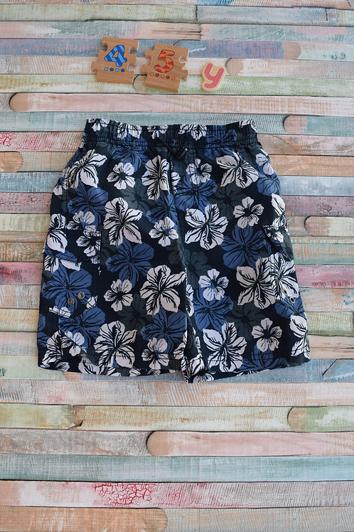 Flower Shorts 4-5 Years Old