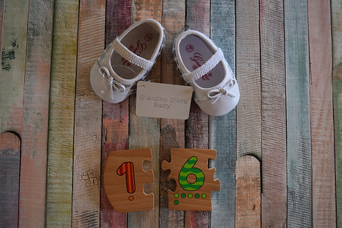 Baby Shoes Size 16