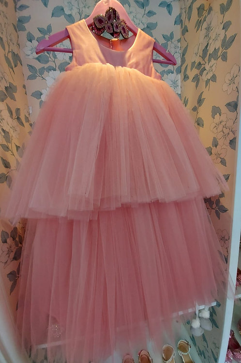 Rapunzel Pink Dress