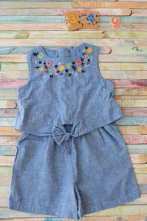 M&S Playsuit 3-4 Years Old