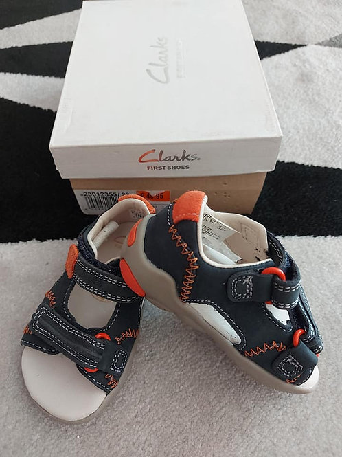 Clarks Summer Sandals Boys Size20