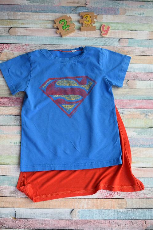 Superman Tshirt 2-3 Years Old