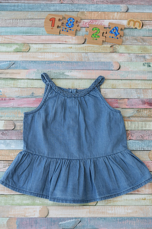 Jeans Top 18 - 24 Months Old