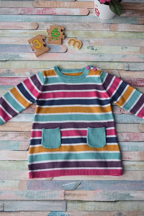 Stripe Sweater 3-6 Months Old