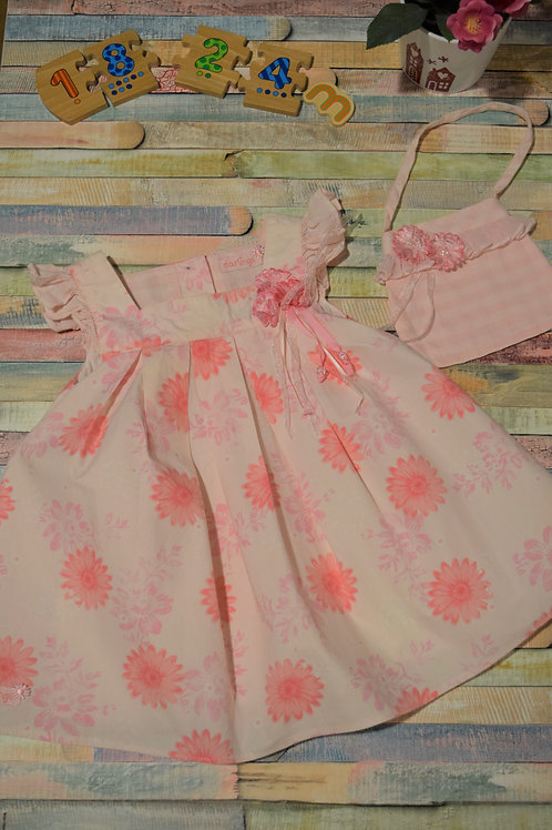 Darlings Set Pink Cotton 18-24 Months Old