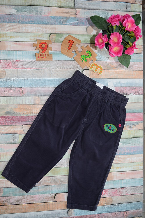 Purple Summer Trousers