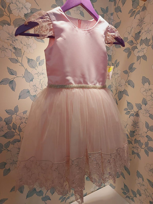 Pink Little Princess Dress