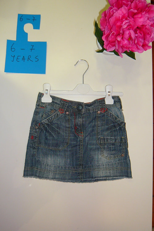 Special Skirt With Large Pockets