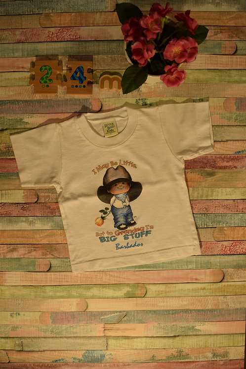 I May Be Little T-shirt By RiverBay Kids