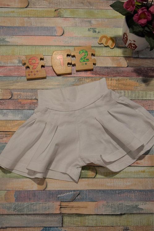 White Skirt 9-12 Months