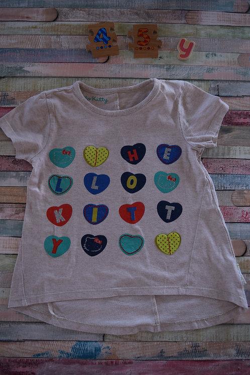 Hello Kitty Tshirt 4-5 Years Old