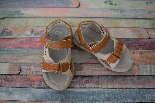 Brown Bacio&Bacio Boy Sandals