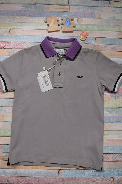 Armani Junior Polo Tshirt 7-8 Years Old