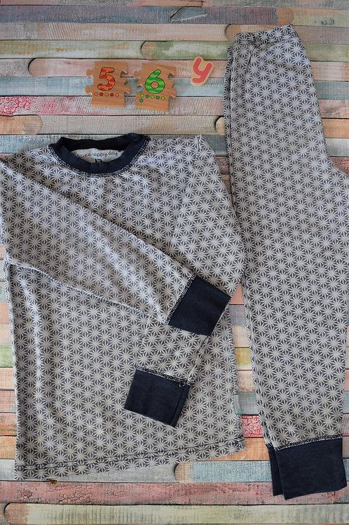 Dutch Brand Pijama 5-6 Years Old