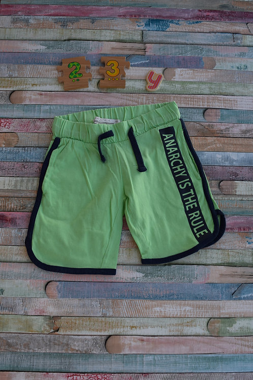 Green Shorts 2-3 Years Old