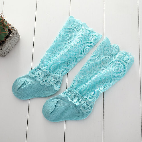 Lace Summer Socks