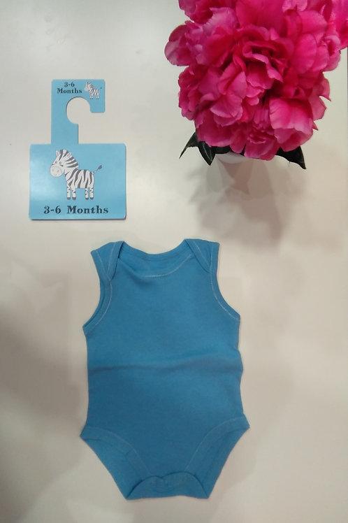 Blue Bodysuit Vest Type