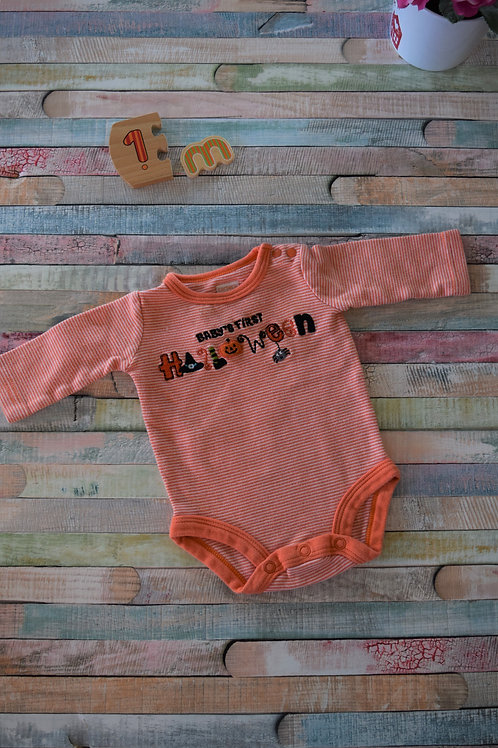 Halloween Bodysuit New Born