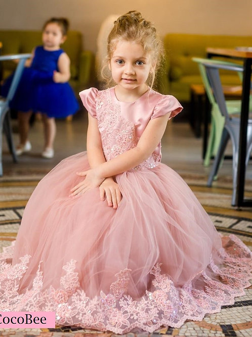 Primadona Long Party Princess Dress