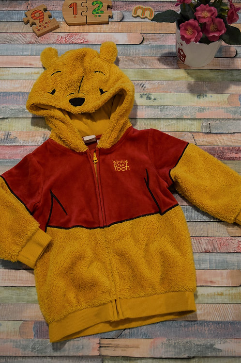 Winnie The Pooh Cardigan 9-12 Months Old